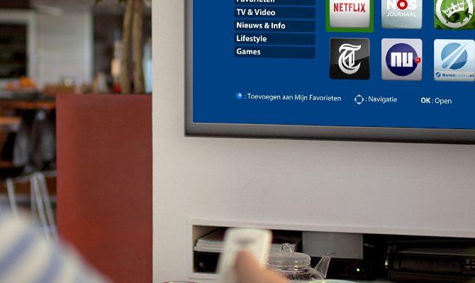 Zakelijk TV Interactief